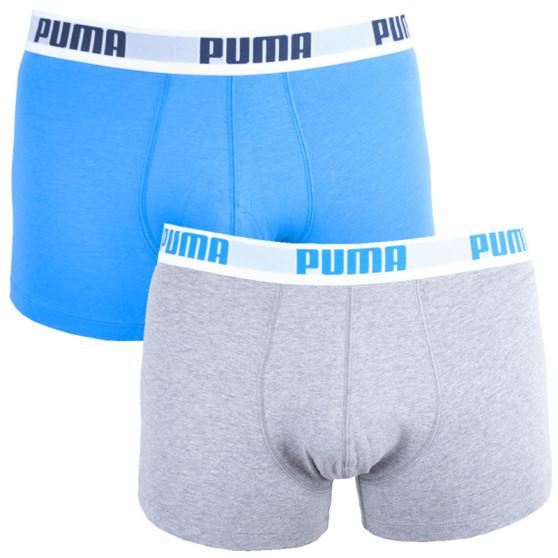 2PACK pánské boxerky Puma vícebarevné (521025001 417)