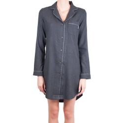 Dámská noční košile Calvin Klein šedá