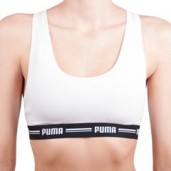 Dámská sportovní podprsenka Puma white