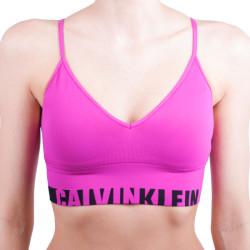 Dámská Podprsenka Calvin Klein Seamless Pink