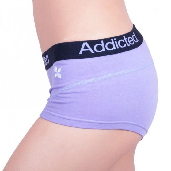 Dámské kalhotky Addicted fialová