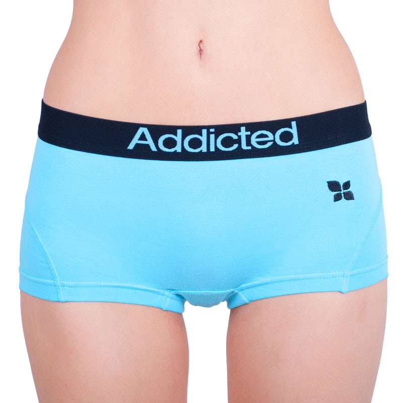 Dámské kalhotky Addicted modrá M