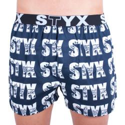 Pánské trenky Styx art sportovní guma Praha (B554)