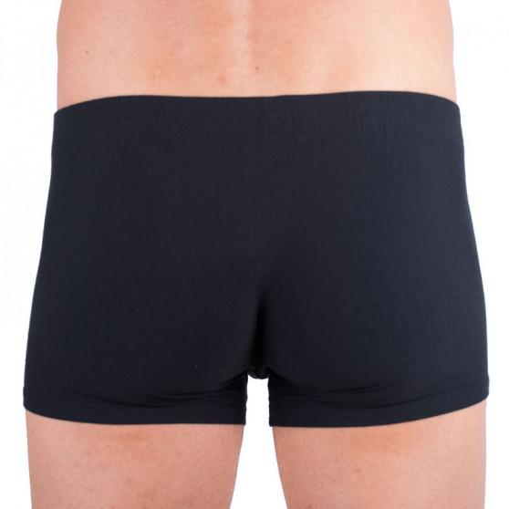 Pánské boxerky Styx klasická guma černé (Q660)