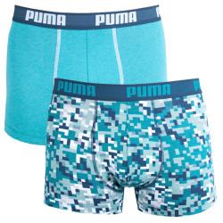 2PACK pánské boxerky Puma vícebarevné (581006001 344)