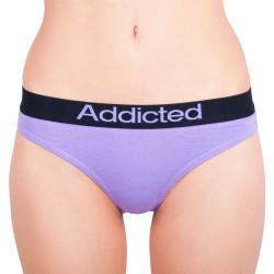 Dámské Kalhotky Addicted - Žlutá