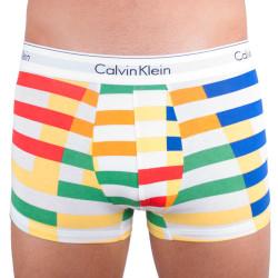 Pánské boxerky Calvin Klein modern cotton barevné pruhy