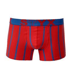 Pánské boxerky Styx sportovní guma nadrozměr vícebarevné (R760)