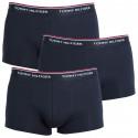 3PACK pánské boxerky Tommy Hilfiger černé (1U87903841 990)
