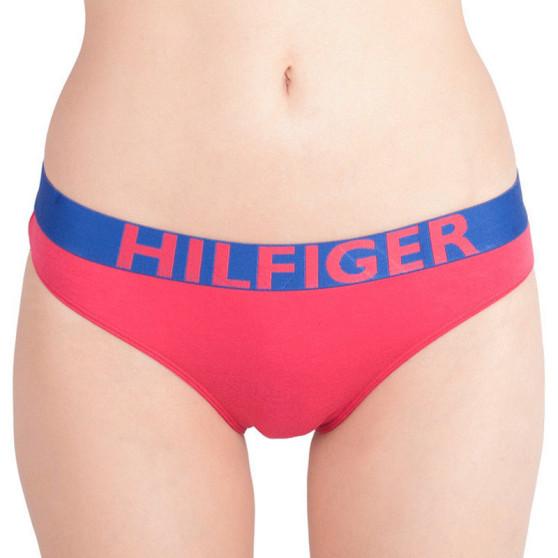 Dámské kalhotky Tommy Hilfiger růžové (1387905874 501)