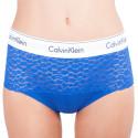 Dámské kalhotky Calvin Klein modré (QF4687E-PZ6)