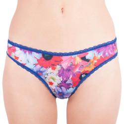 Dámská tanga Diesel stars květiny