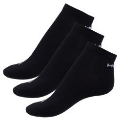 3PACK ponožky HEAD sneaker černé