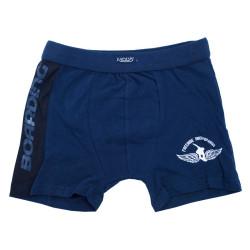 Chlapecké boxerky Molvy tmavě modré boarding