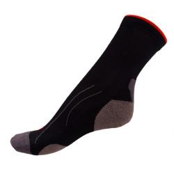 Ponožky Puma performance training dynamic support mid-weight černé