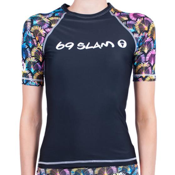 Dámské tričko 69SLAM travellers palm