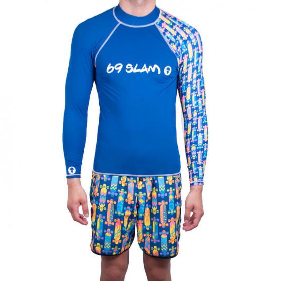 Pánské tričko 69SLAM longboard long
