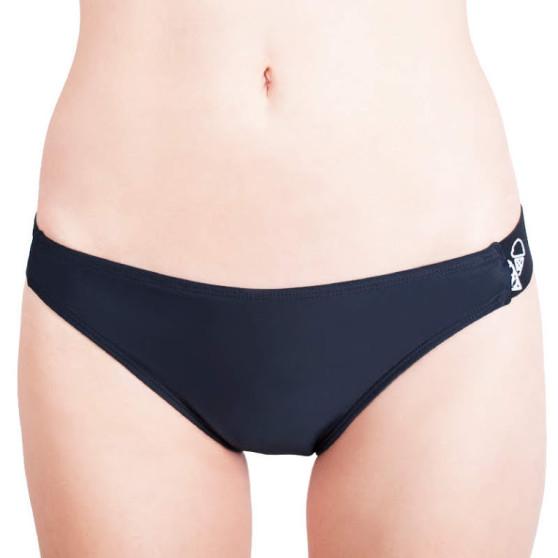 Dámské plavky 69SLAM kalhotky rocky bikini plain black