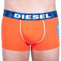 Pánské boxerky Diesel oranžové (00CIYK-0WASZ-3AG)