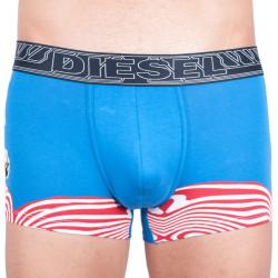 Pánské boxerky Diesel UMBX - Damien modré s potiskem