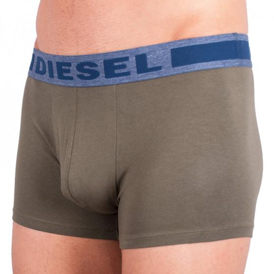 3PACK pánské boxerky Diesel vícebarevné (00SAB2-0BATB-E3952)