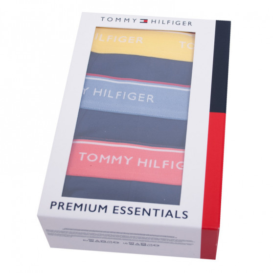 3PACK pánské boxerky Tommy Hilfiger tmavě modré (1U87903842 890)