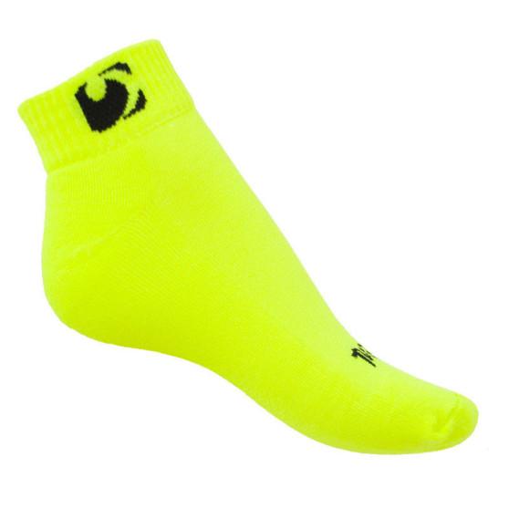 bdeb7b9b81f Ponožky Represent New Squarez short yellow
