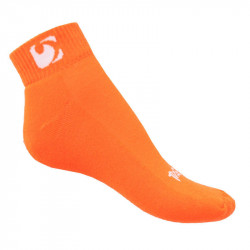 Ponožky Represent New Squarez short orange