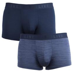 2PACK pánské boxerky S.Oliver vícebarevné (26.899.97.4238 59W1)