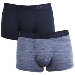 2PACK pánské boxerky S.Oliver vícebarevné (26.899.97.4238 98W1)