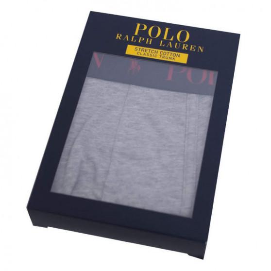 Pánské boxerky Ralph Lauren šedé (714718310002)