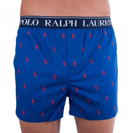 Pánské trenky Ralph Lauren modré (714637442011)