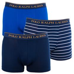 3PACK pánské boxerky Ralph Lauren vícebarevné (714662050018)