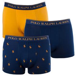 3PACK pánské boxerky Ralph Lauren vícebarevné (714662050017)