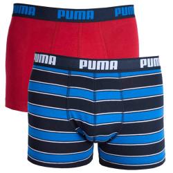 2PACK pánské boxerky Puma dlouhé 671002001 542