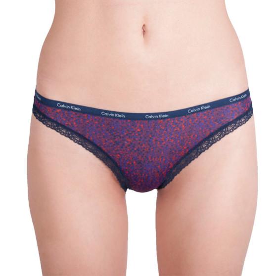 Dámské kalhotky Calvin Klein vícebarevné (D3447E-AHX)