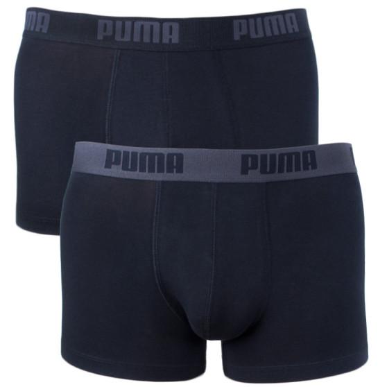 2PACK pánské boxerky Puma černé (521025001 230)