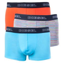 3PACK pánské boxerky Diesel vícebarevné (00SAB2-0CATE-E4027)