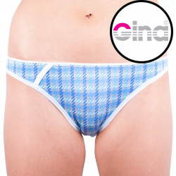 Dámské kalhotky Gina vícebarevné (16987A)