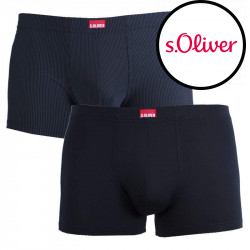 2PACK pánské boxerky S.Oliver vícebarevné (26.899.97.4239 13B6)