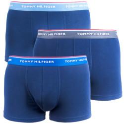 3PACK pánské boxerky Tommy Hilfiger tmavě modré (1U87903842 803)