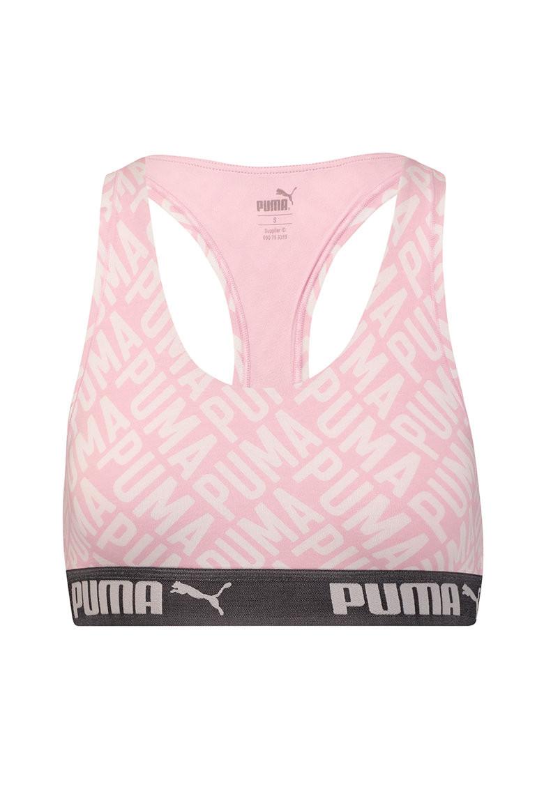 Dámská sportovní podprsenka Puma vícebarevná (684008001 552) L d9f3b8219d