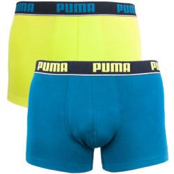 2PACK pánské boxerky Puma vícebarevné (671012001 455)