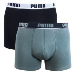 2PACK pánské boxerky Puma vícebarevné (671001001 315)
