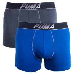 2PACK pánské boxerky Puma vícebarevné (681004001 560)