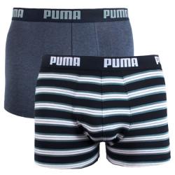 2PACK pánské boxerky Puma vícebarevné (681001001 315)