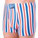 Pánské boxerky Styx klasická guma vícebarevné (Q863)
