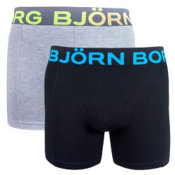 2PACK pánské boxerky Bjorn Borg vícebarevné (9999-1216-90041)