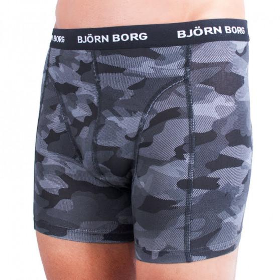 3PACK pánské boxerky Bjorn Borg vícebarevné (9999-1132-90651)