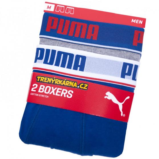 2PACK pánské boxerky Puma vícebarevné (671001001 277)